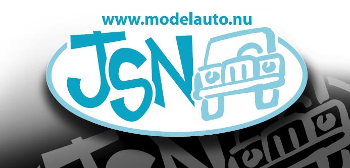 JSN modelauto's