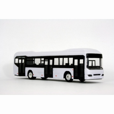 Holland Oto 1:87 Volvo Hybrid 7700 wit