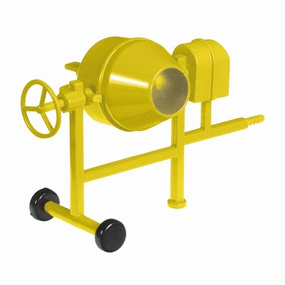 NZG 1:50 Betonmixxer Concretemixxer geel