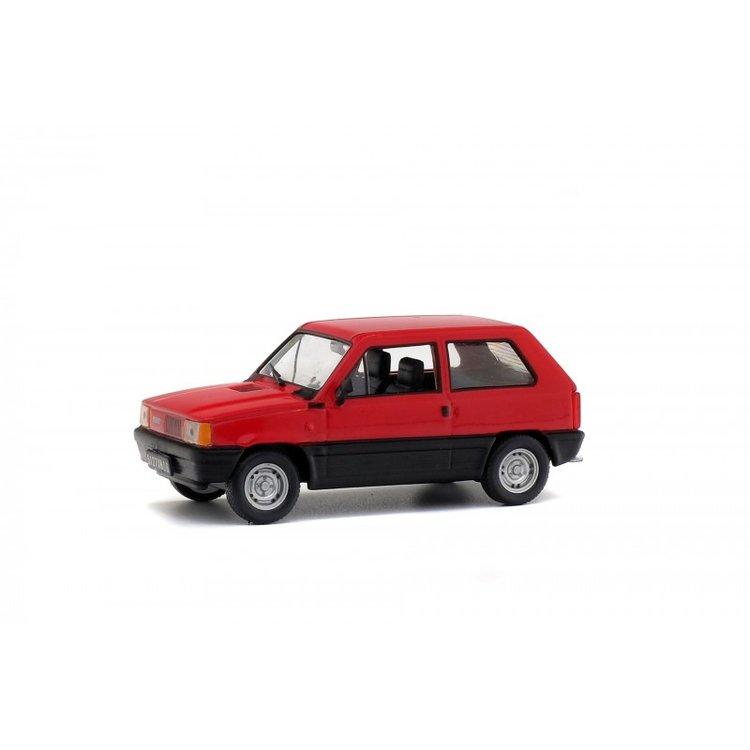 Solido 1:43 Fiat Panda 1990 Rosso Corsa