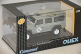 Cararama / OLIEX 1:43 Land Rover Defender Long Vigipirate_
