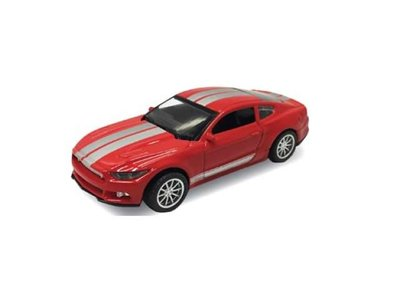 Shelby Collectibles 1:43 Shelby Mustang GT350, red white 2016