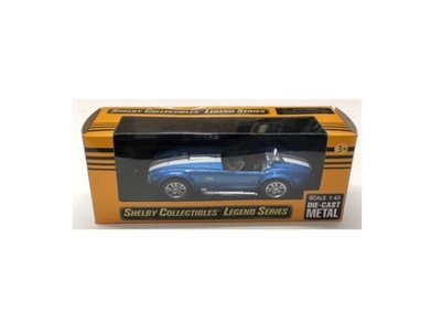 Shelby Collectibles 1:43 Shelby Cobra 427 S/C blue 1962