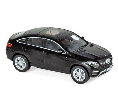 Norev 1:43 Mercedes-Benz GLE Coupé 2015 Black