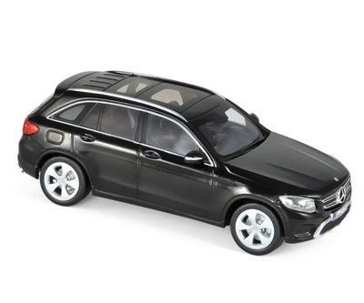 Norev 1:43 Mercedes-Benz GLC 2015 Black
