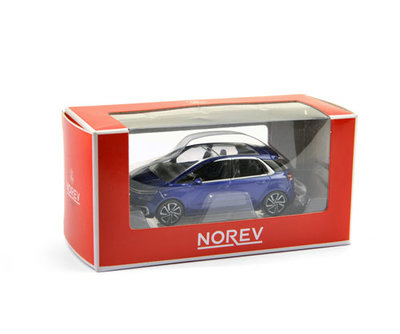 Norev 3 inch Citroen C4 Picasso 2016 blauw