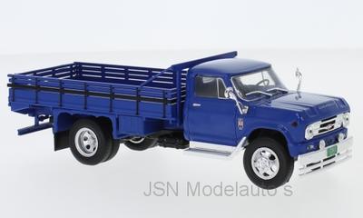Whitebox 1:43 Chevrolet C 60 blauw 1960