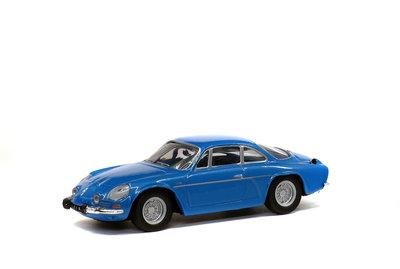 Solido 1:43 Alpine A110 1973 blauw