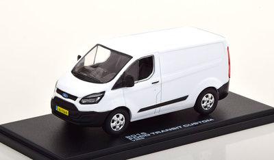 Greenlight 1:43 Ford Transit Custom V362 2016 Frozen white