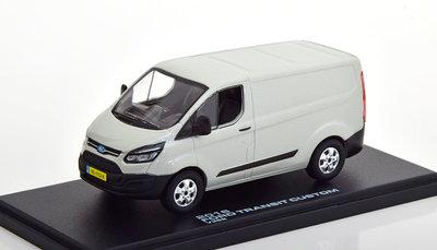 Greenlight 1:43 Ford Transit Custom V362 2016 zilver