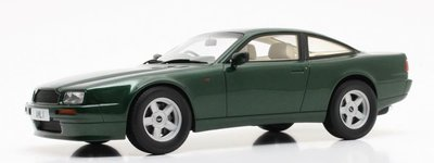 Cult Models 1:18 Aston Martin Virage green metallic 1988