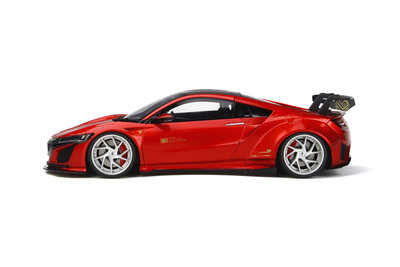 GT Spirit 1:18 LB-WORKS NSX Candy red