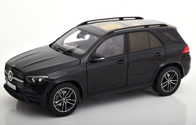 Norev 1:18 Mercedes-Benz GLE 2019 black