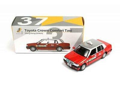 Tiny Toys 1:64 Toyota Crown Comfort Taxi Hong Kong ( Urban)