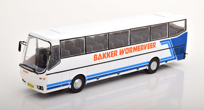 Atlas 1:43 Bova Futura FHD Holland bus 1987 Bakker Wormerveer in blister verpakking
