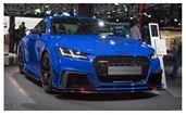 GT Spirit 1:18 AUDI TT RS PERFORMANCE PARTS Nogaro blue