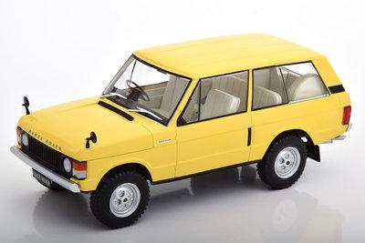 Whitebox 1:24 Land Rover Range Rover 3.5 V8 1972 beige