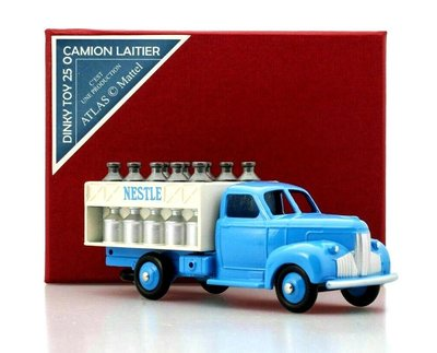 Dinky Toys 1:43 Studebakker Pick-up Melk Nestle 1949, Edition Atlas