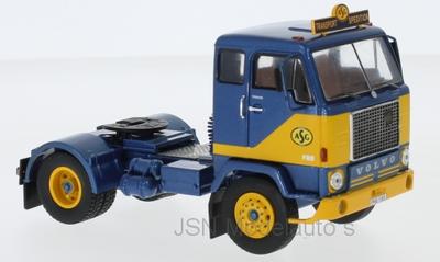 IXO 1:43 Volvo F88 ASG 1971 trekker