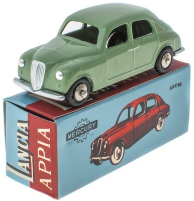 Mercury 1:48 Lancia Appia First Series groen, Edition Atlas