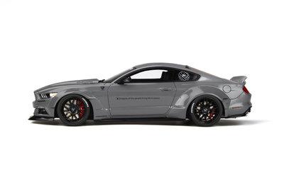 GT Spirit 1:18 FORD MUSTANG BY LBWORKS Nardo grey. Resin model