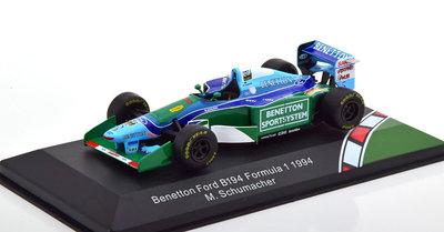 CMR 1:43 Benneton B194 Weltmeister Schumacher 1994