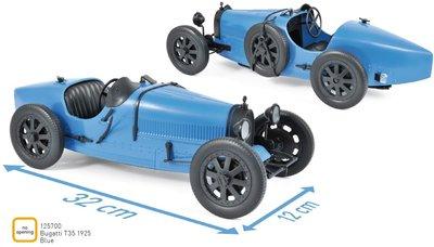 Norev 1:12 Bugatti T35 1925 blauw. Levering 12/2019 - te reserveren