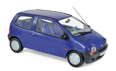 Norev 1:18 Renault Twingo 1993 Outremer Blue. Levering 12/2019. Te reserveren