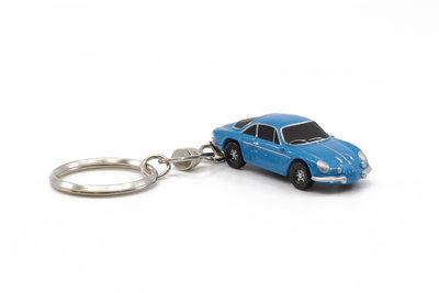 Z Models 3 inch Sleutelhanger Renault ALPINE A110 BLUE. Diecast Model