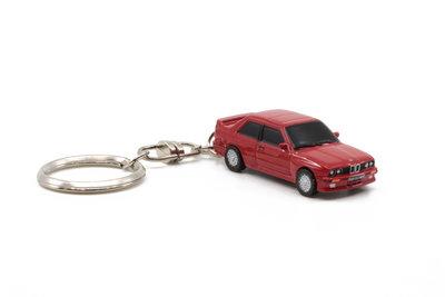 Z Models 3 inch Sleutelhanger BMW E30 M3 RED