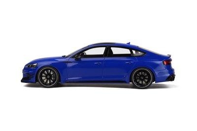 GT Spirit 1:18 Audi ABT RS5 SPORTBACK Nogaro blue