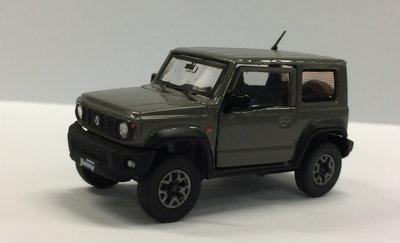 BM Creation Junior 1:64 Suzuki Jimny Sierra JB74 grijs