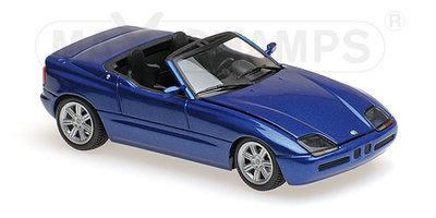 Maxichamps 1:43 BMW Z1 1991 Blauw Metallic