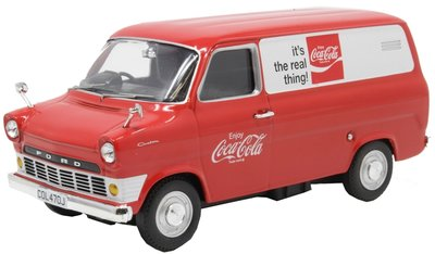 Corgi 1:43 Ford Transit MK1 Coca Cola 1970's