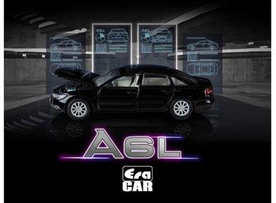 Era Car 1:64 Audi A6 2009 zwart