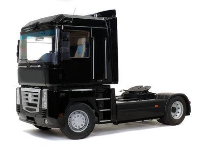 Z Models 1:18 Renault Magnum Phase 2 zwart