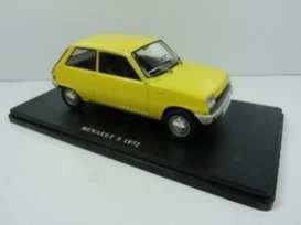 Atlas 1:24 Renault 5 geel 1972, in blisterverpakking