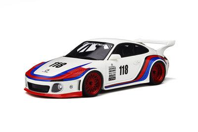 GT Spirit 1:18 Old & New Body Kit no118. Levering 03-2020