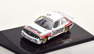 IXO 1:43 BMW M3 E30 No 71 Castrol J.P. Malcher - P. Petit ETCC 1988