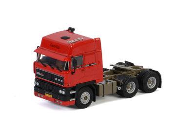 WSI 1:50 Daf 3300 Space Cab 6x4 rood, Trekker