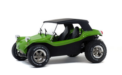 Solido 1:18 Manx Buggy softtop, groen. Levering 02/2020. Te reserveren