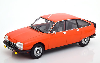 Norev 1:18 Citroën GS X2 1978 - Ibiza Orange