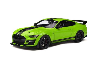 GT Spirit 1:18 FORD SHELBY GT500 Grabber lime 2020. Levering 08 - 2020. Te reserveren