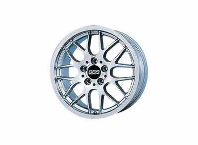 Aoshima 1:24 BBS DTM 17 inch Wheel & Tire set bouwdoos