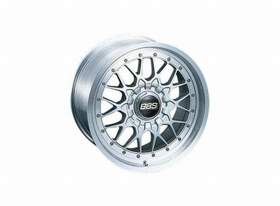 Aoshima 1:24 BBS RSII 17 inch Wheel & Tire set bouwdoos