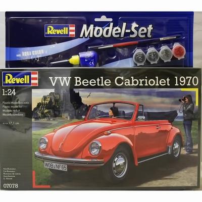 Revell 1:24 Volkswagen Beetle Cabriolet bouwdoos met lijm