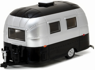Greenlight 1:24 Bambi Airstream sport aged silver