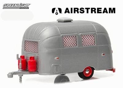 Greenlight 1:64 Airstream Bambi Sport zilver