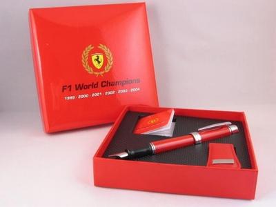 Ferrari F1 Worldchampion vulpen set