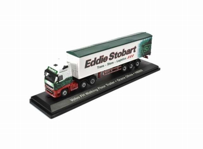 Atlas 1:76 Volvo FH Walking Floor Trailer Eddie Stobart
